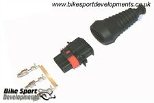 Ducati - Connector for plug top coils - 3 way kit