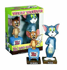 """Funko TOM & JERRY 6""""  DOUBLE WOBBLER SET LIMITED EDITION"""