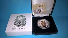 Egypt  SERIES silver Proof coin TUTANKHAMUN, Egyptian KING,ONLY 999 MINTED,RARE