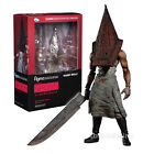 PYRAMID HEAD action figure SILENT HILL 2 red thing FIGMA bogeyman MONSTER SP-055