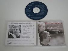 WOLF BIERMANN/SÜSSES LEBEN - SAURES LEBEN(WOLF BIERMANN LIEDER PROD.) CD ALBUM