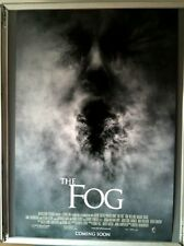 Cinema Poster: FOG, THE 2006 (One Sheet) Selma Blair Maggie Grace John Carpenter