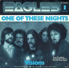 "7"" Eagles – One Of These Nights // Germany 1975"