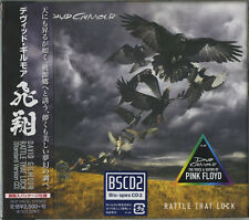 DAVID GILMOUR-RATTLE THAT LOCK-JAPAN BLU-SPEC CD2 F56
