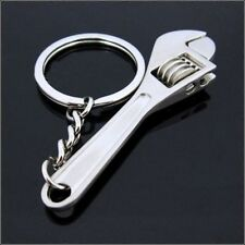Lepai Metal Adjustable Creative Tool Wrench Spanner Key Chain Ring Keyring