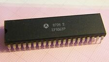 EF9367P Graphic Display Controller (GDC), Thomson