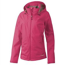 Adidas Women Hiking Wandertag Jacket (S) Vivid Berry D81775
