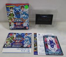 WS -- Digimon Adventure 02 Tag Tamers -- New!! Box. WonderSwan, JAPAN. 30800