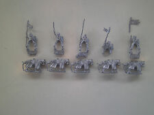 15mm Mini Figs  Norman Knights Command
