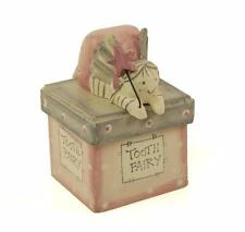 Baby Girl Gift - Tooth Fairy Box Pink 1554 EOI