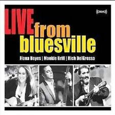 Live From Bluesville 2008 by BOYES,FIONA / BRILL,MOOKIE / DELGROSSO,RICH