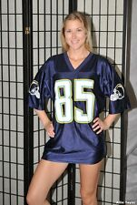 San Diego Chargers NFL football jersey - #85 Antonio Gates - Blue - large