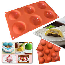 Silicone Mold DIY Chocolate Cupcake Cookie Cake Muffin Pan Baking Mold Bakeware
