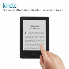 Kindle Basic Black (Unsealed) - Previous Generation