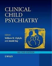 Clinical Child Psychiatry-ExLibrary