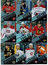 Upper Deck Tim Hortons Hockey Card Lot of (10) Pick From List Complete Your Set