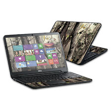 "Skin Decal Wrap for Dell Inspiron 15 i15RV Laptop 15.6"" Tree Camo"