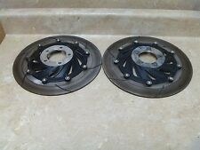 Honda 1200 GL GOLDWING GL1200-I INTERSTATE Used Front Disk Rotor 1986 #HB45