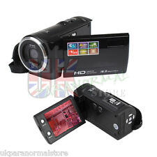 FULL SPECTRUM 720P CAMCORDER - GHOST HUNTING EQUIPMENT