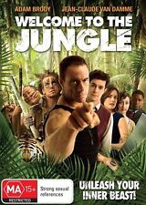Welcome To The Jungle DVD R4 PAL