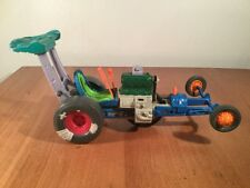 TMNT Teenage Mutant Ninja Turtles Sewer Dragster Vehicle Playmates 1990