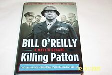 Killing Patton, Bill O'Reilly, first edition, first printing 2014, hardcover D/J
