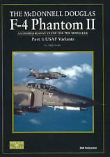 Modellers Datafile: F-4 Phantom II: USAF No. 12: ..., SAM Publications Paperback
