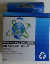 NH-R8774LC 363 11ml ink jet cartridge NIEUW NEW HP PHOTOSMART 8250/3210/3310