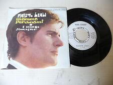 """FAUSTO LEALI""""MAMMA PERDONAMI- disco 45 giri RIFI Italy1966""""PERFETTO/ RARISSIMO"""