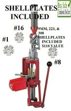 Hornady Lock-N-Load AP Progressive Press INCLUDES #1, #8, & #16 SHELLPLATES