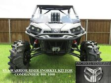 SYA WARRIOR RISER SNORKEL KIT FOR CAN AM COMMANDER 2 SEATER 800 1000