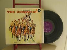 THE COSSACKS FOLK SONGS VOX RECORDS STPL 515.040 1963 EX