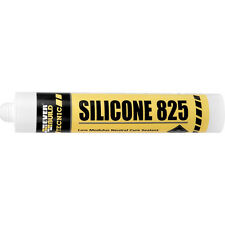 New Everbuild silicone 825, 380ml Buff, waterproof, adhesive, pointing, brick