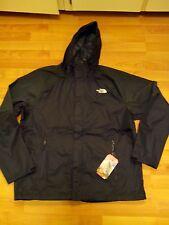 The North Face Men's Venture Hybrid DryVent Rain Jacket SZ XL BLACK
