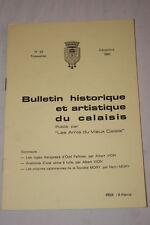 LOGES FRANCAISES ODD FELLOWS  SOCIETE MORY BULLETIN N°84 1980