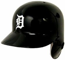 DETROIT TIGERS Left Flap Regular Rawlings Authentic MLB Baseball Batting Helmet