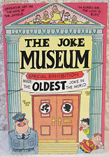 The Joke Museum Special Exhibition Oldest Joke In The World Illustrate Paperback