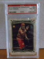 2013 Goodwin Champions #93 - HULK HOGAN - PSA 8 NM-MT