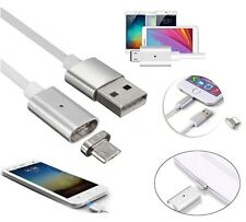Micro USB Magnetic Adapter Charging Cable Charger for Samsung Android