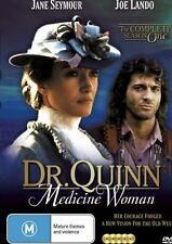 Dr Quinn Medicine Woman - The Complete Season 1 NEW R4 DVD