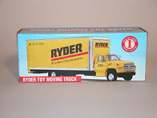 1994 RYDER TOY MOVING TRUCK 1st IN SERIES CHINA MINT