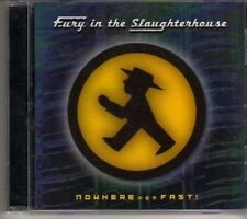 (DH259) Fury In The Slaughterhouse, Nowhere Fast! - 1998 CD
