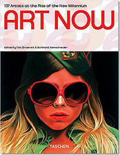 Art Now (Taschen 25), By Grosenick, Uta,in Used but Good condition