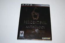 Resident Evil 6 (Sony PlayStation 3, 2012) Anthology