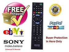 Remote Control For Sony LCD TV KDL-40X3100 KDL-46X3100 AU only