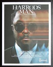 WILL.I.AM BERLUTI HARRODS MAN MENS FASHION TRENDS VOL 3 SPRING SUMMER 2015
