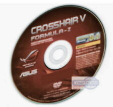 ASUS CROSSHAIR V FORMULA-Z MOTHERBOARD DR's M3253 WIN 7 8 8.1 10 DUAL LAYER DISK