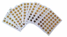 700 Reward Stickers Stars Gold FREE UK DELIVERY Teacher School