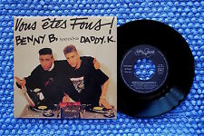 BENNY B.- DADDY K./ SP ON THE BEAT OTB 1396-6 / 1990 ( F )
