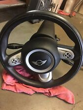 2007 MINI COOPER S steering wheel assembly -USED-